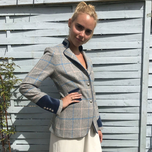 Welligogs Ascot Tweed Womens Jacket - RedMillsStore.ie