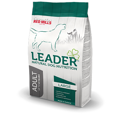 Red Mills Leader Adult Large Breed dog food - RedMillsStore.ie