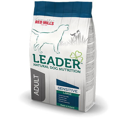 Red Mills Leader Adult Sensitive Large Breed dog food - RedMillsStore.ie