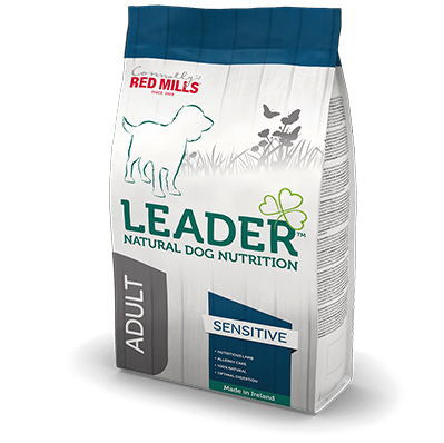 Red Mills Leader Adult Sensitive dog food - RedMillsStore.ie