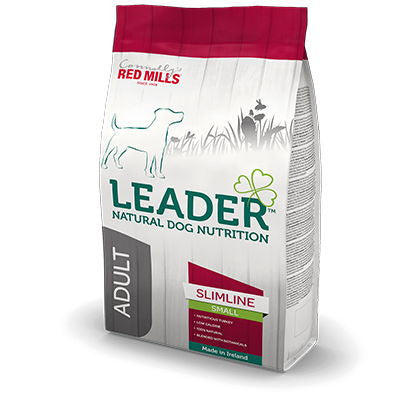 Red Mills Leader Adult Slimline Small Breed dog food - RedMillsStore.ie