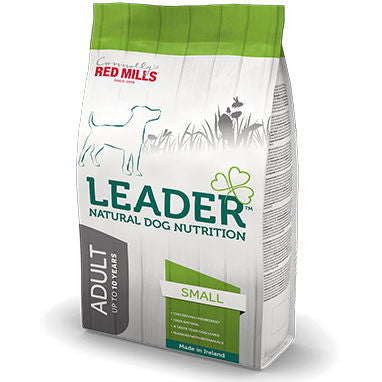 Red Mills Leader Adult Small Breed dog food - RedMillsStore.ie
