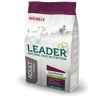 Red Mills Leader Adult Supreme Small Breed dog food - RedMillsStore.ie