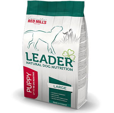 Red Mills Leader Puppy Large Breed dog food - RedMillsStore.ie