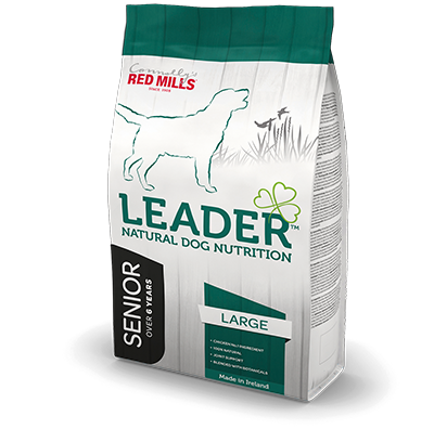 Red Mills Leader Senior Large Breed dog food - RedMillsStore.ie