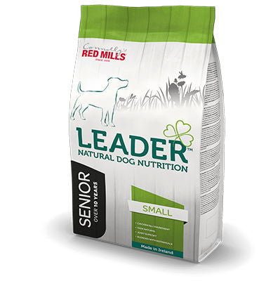 Red Mills Leader Senior Small Breed dog food - RedMillsStore.ie