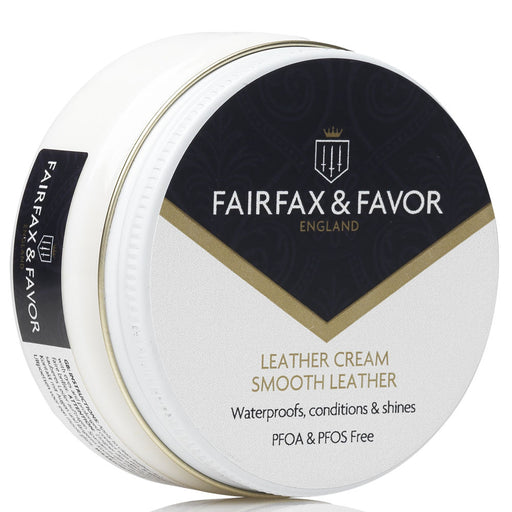 Fairfax & Favor neutral leather cream - RedMillsStore.ie