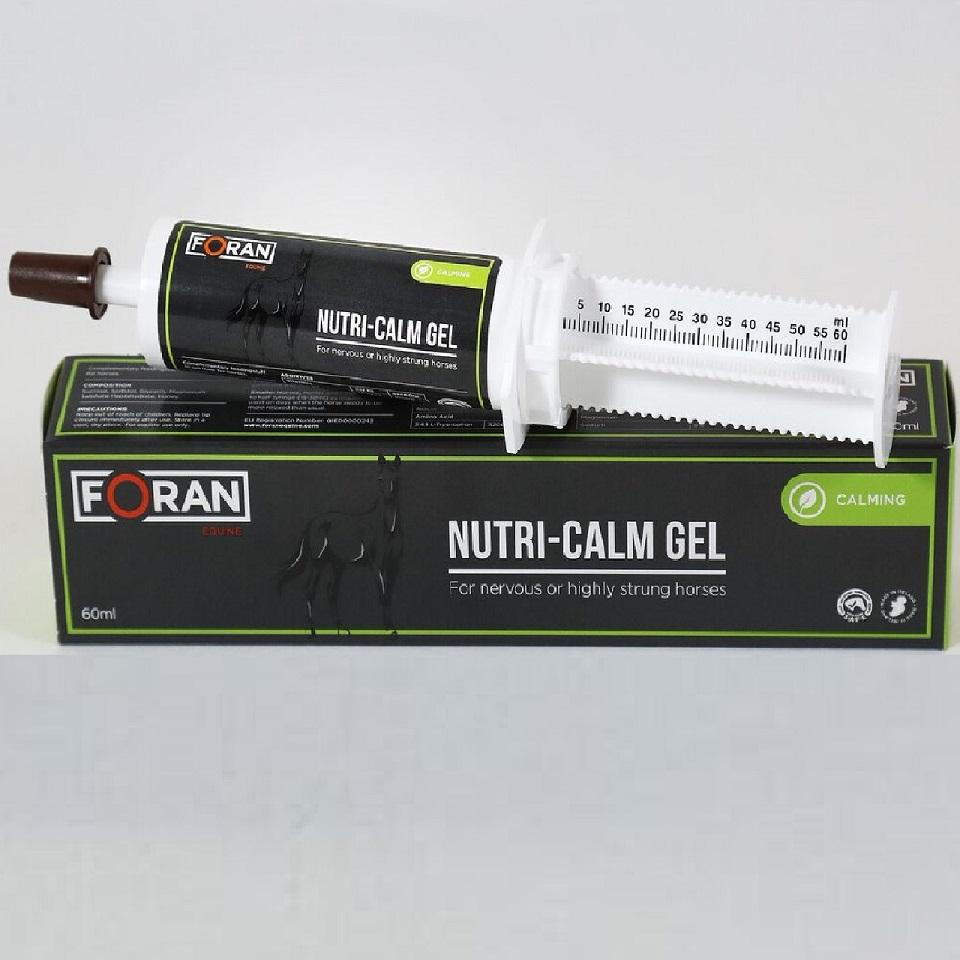 Foran Equine  Nutri-Calm Gel 60ml - RedMillsStore.ie