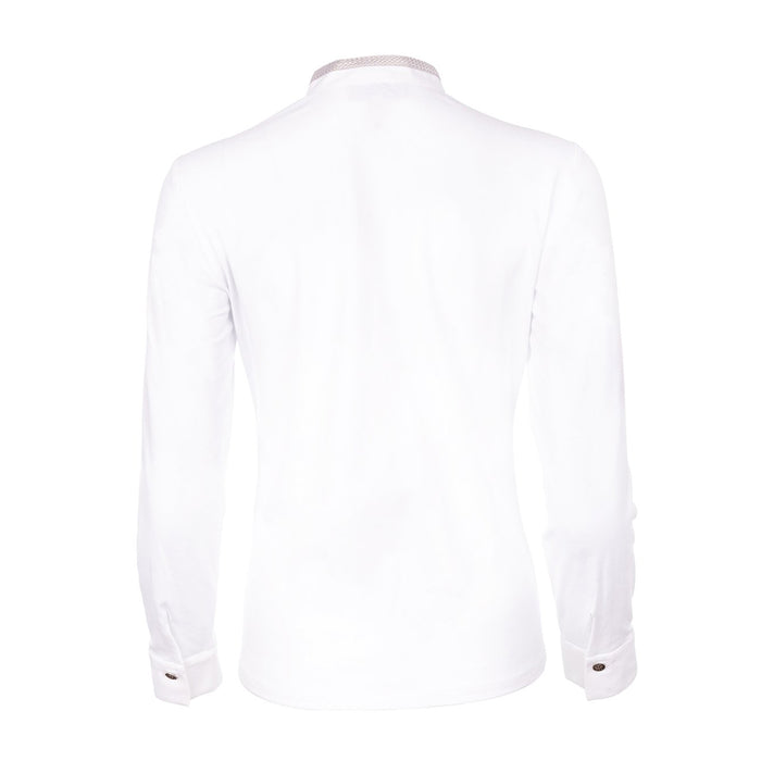 WG Women's Phoebe Shirt with Silver Trim