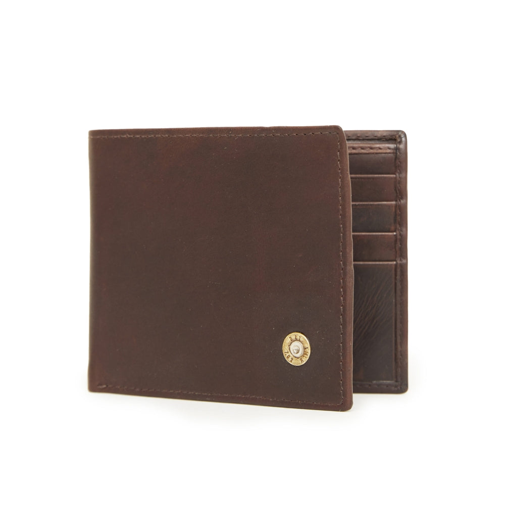 Hicks & Hide Rifle Wallet Brown Leather