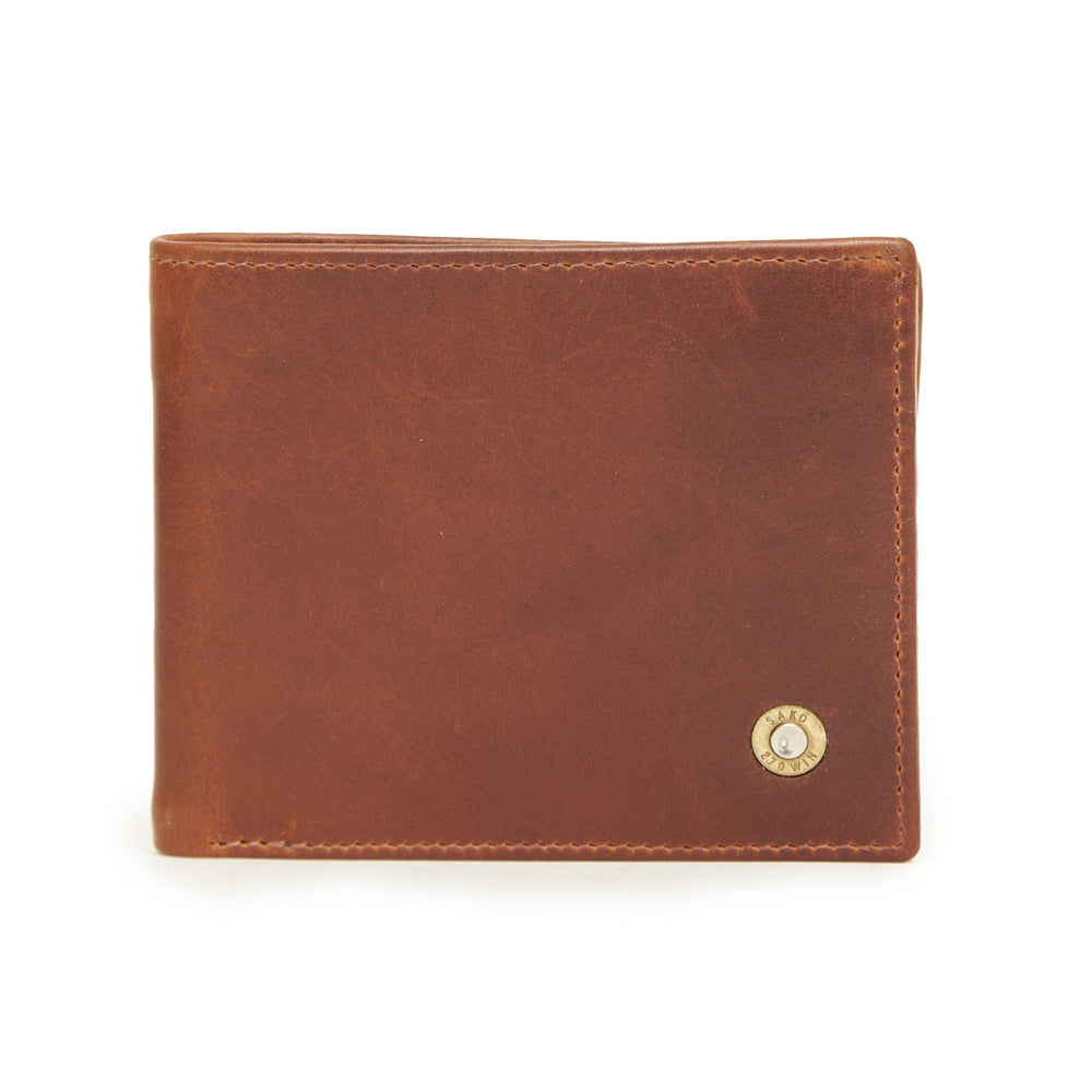 Hicks & Hide Rifle Wallet Cognac Leather