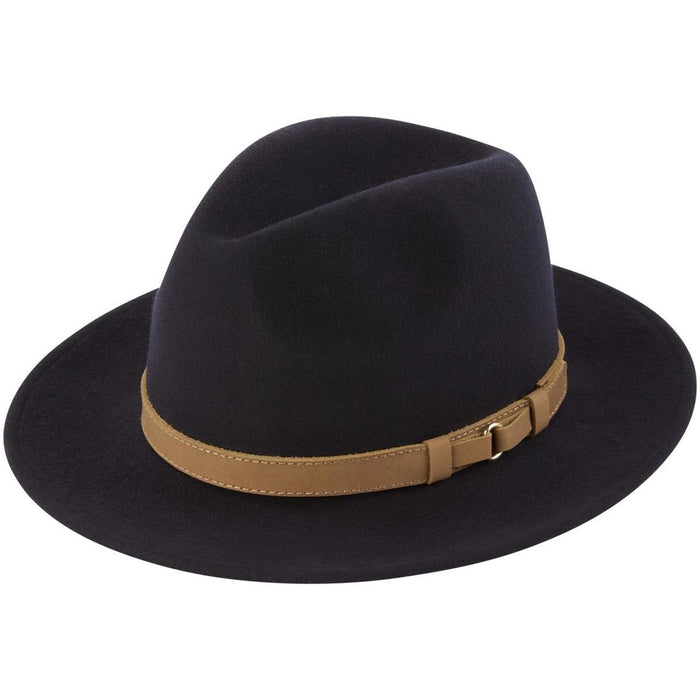 Schoffel Women's Willow Fedora Navy