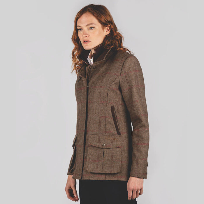 Schoffel Women's Lilymere Jacket Sussex Tweed