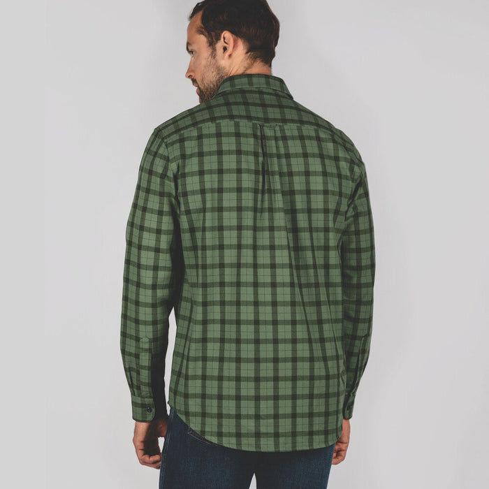 Schoffel Men's Tollymore Utility Shirt in Loden Green