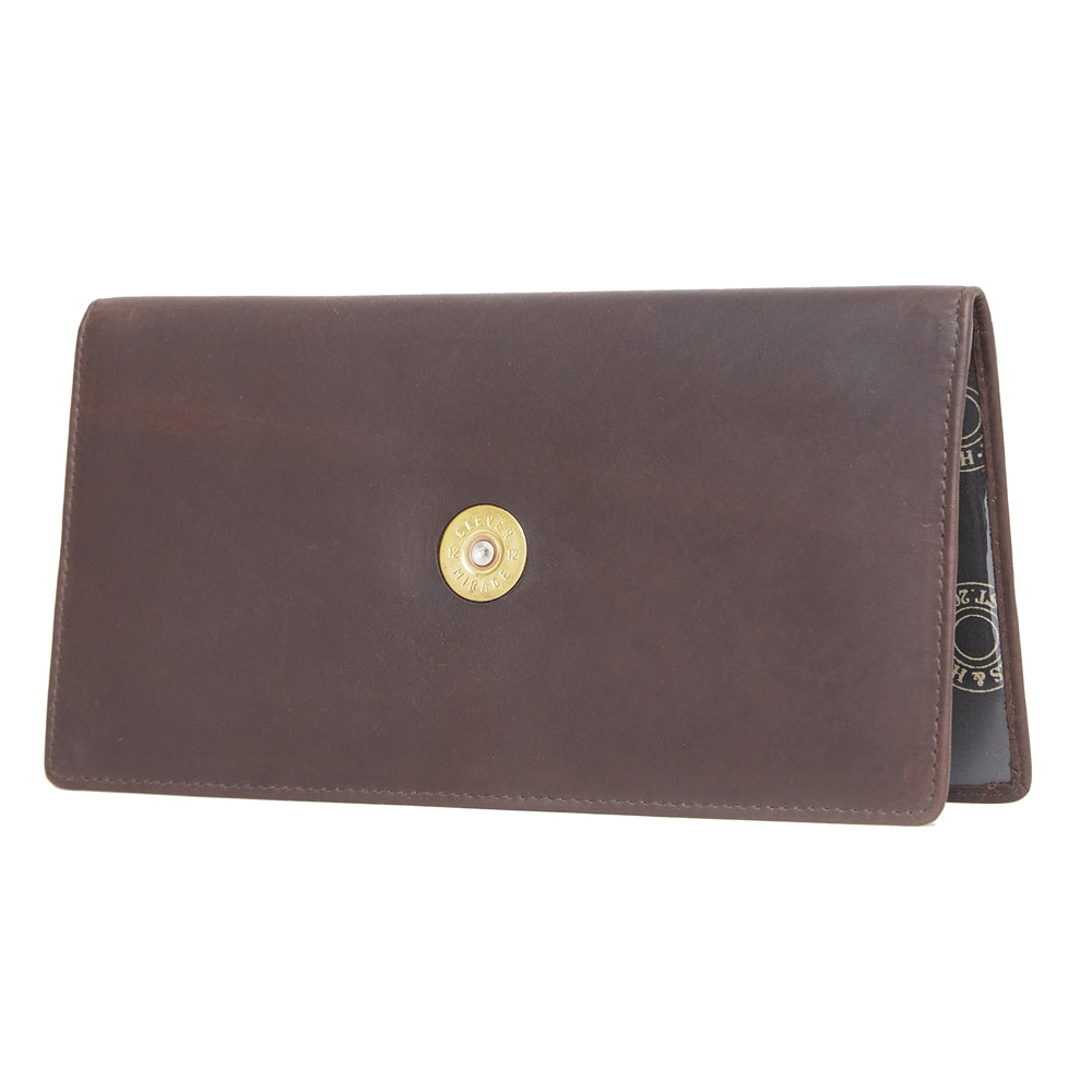 Hicks & Hide Shotgun Holder Brown Leather