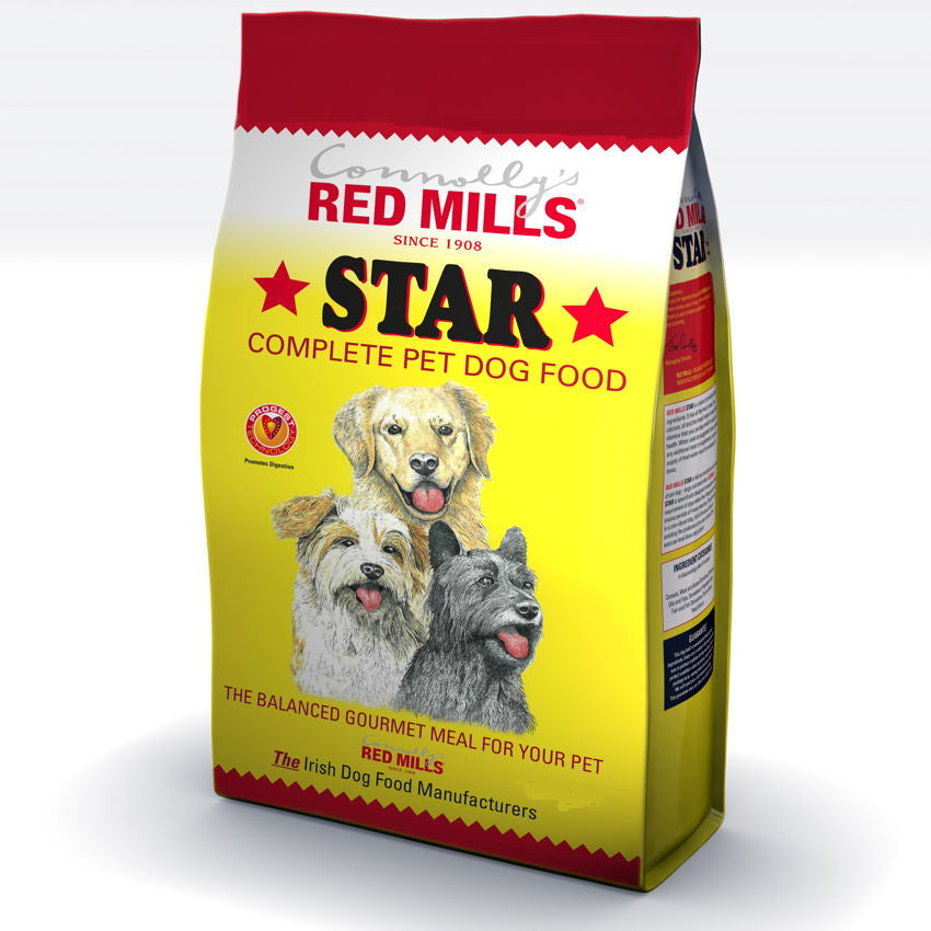 Red Mills Star dog food - RedMillsStore.ie