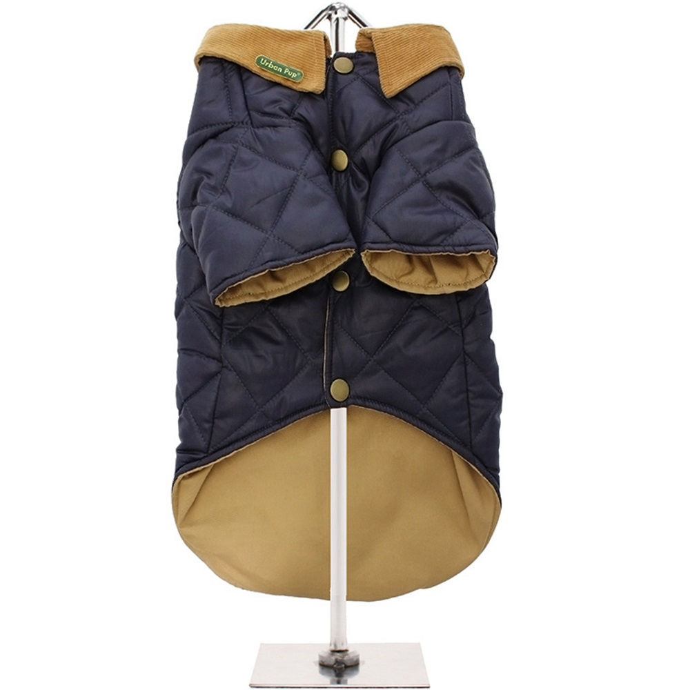 Urban Pup quilted town & country coat