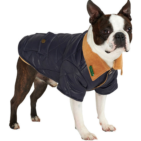 7c1a0b29b Urban Pup quilted town & country coat ...