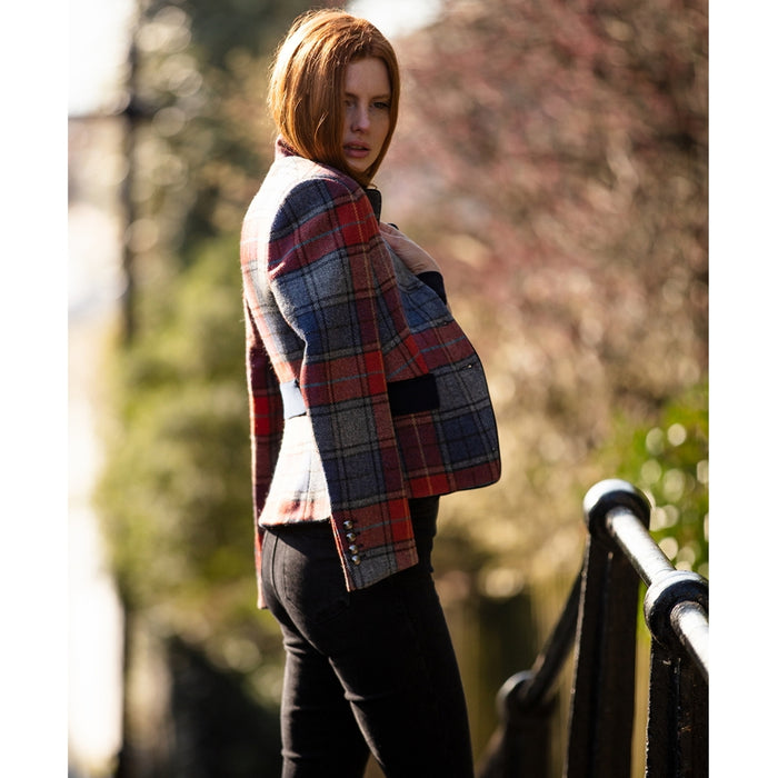 WG Women's Chatsworth Tweed Jacket