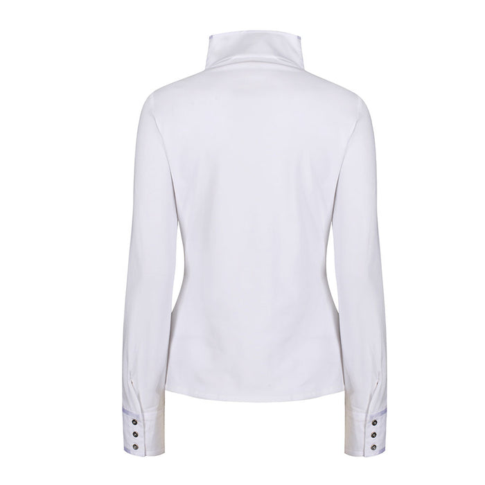 WG Women's Phoebe Blanca Shirt in White