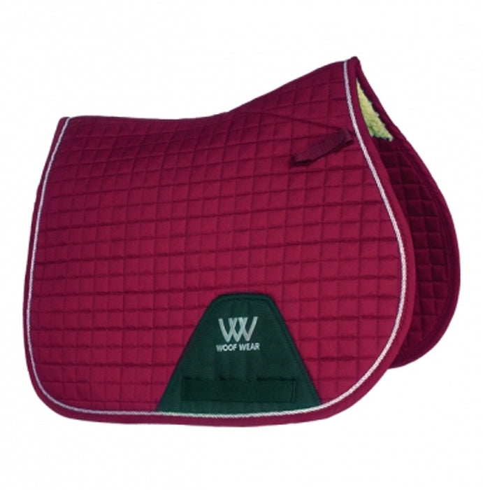 Woof Wear General Purpose Saddlecloth Colour Fusion in Shiraz