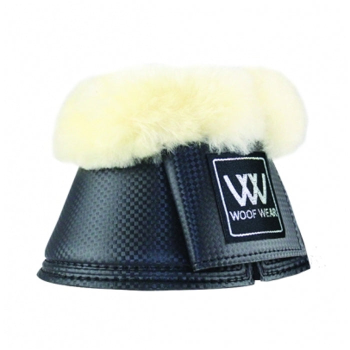 Woof Wear Pro Faux Sheepskin Overreach Boot in Black