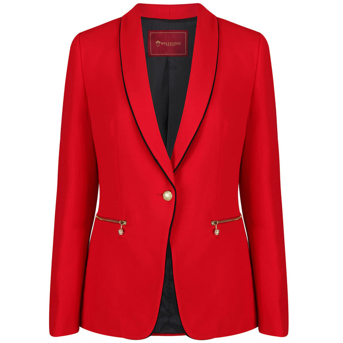 WG Women's Kuoni Jacket in Red