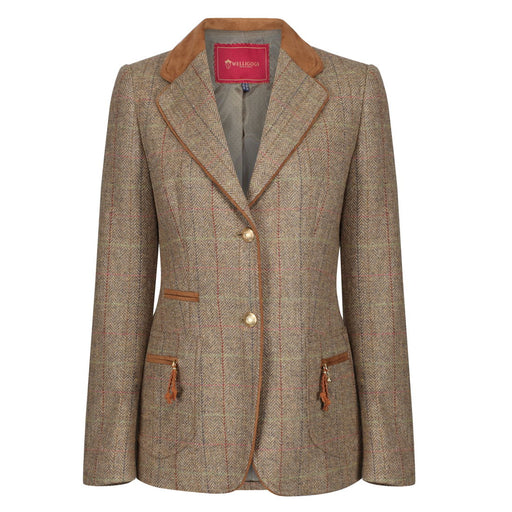 Welligogs Westminster womens tweed jacket - RedMillsStore.ie