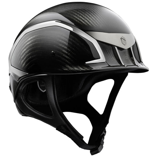 Samshield XC helmet in black - RedMillsStore.ie