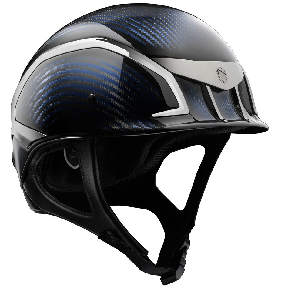 Samshield XC helmet in blue