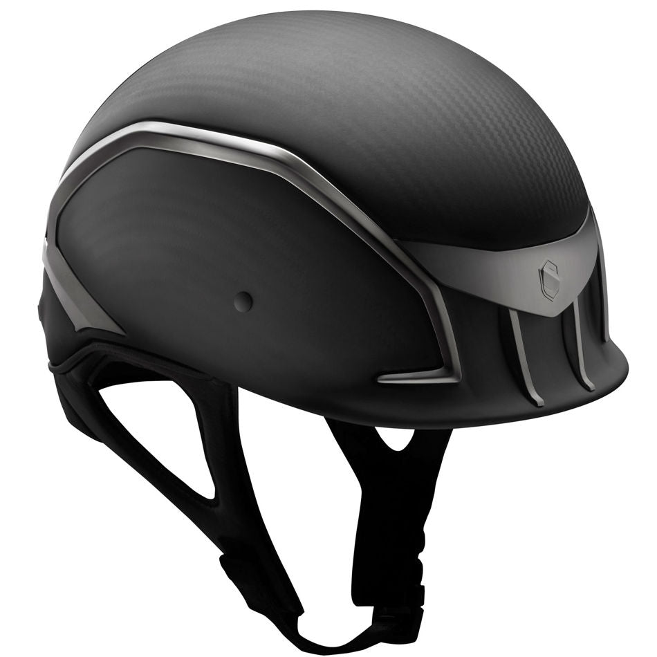 Samshield XC helmet in matt black - RedMillsStore.ie