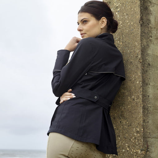 Horseware Imperia Waterproof Jacket in black - RedMillsStore.ie