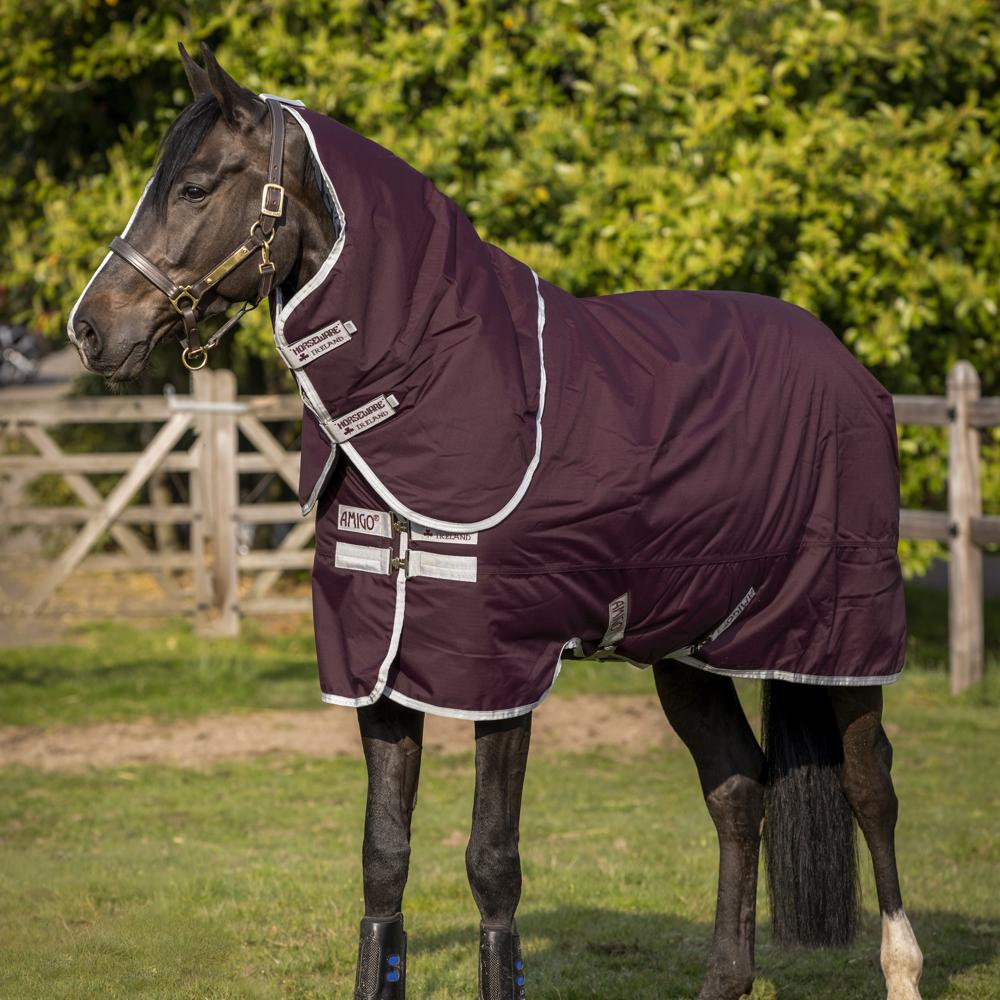 Horseware Amigo hero ripstop plus medium weight