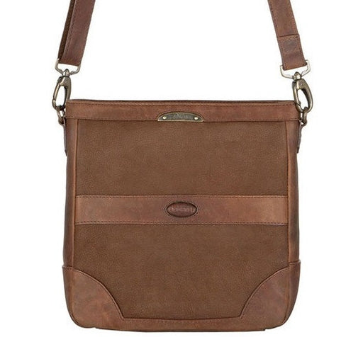Dubarry Ardmore Messenger Leather Bag - RedMillsStore.ie