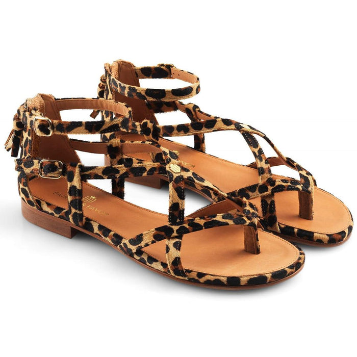 Fairfax & Favor Women's Brancaster Sandal in Jaguar