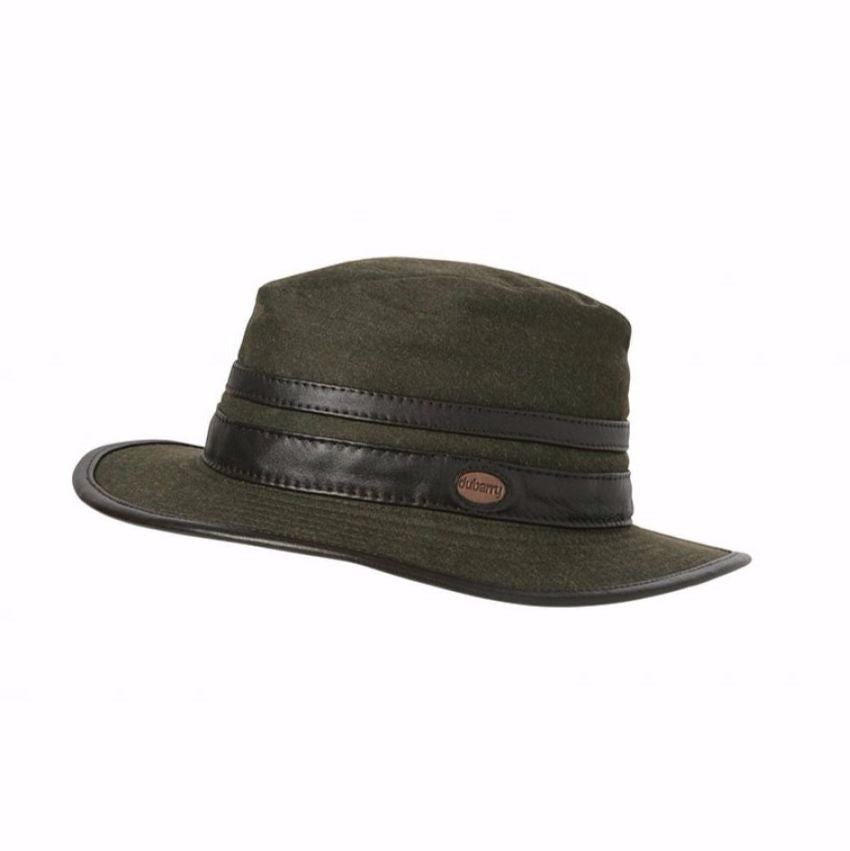 Dubarry Butler Hat-Dark Olive - RedMillsStore.ie