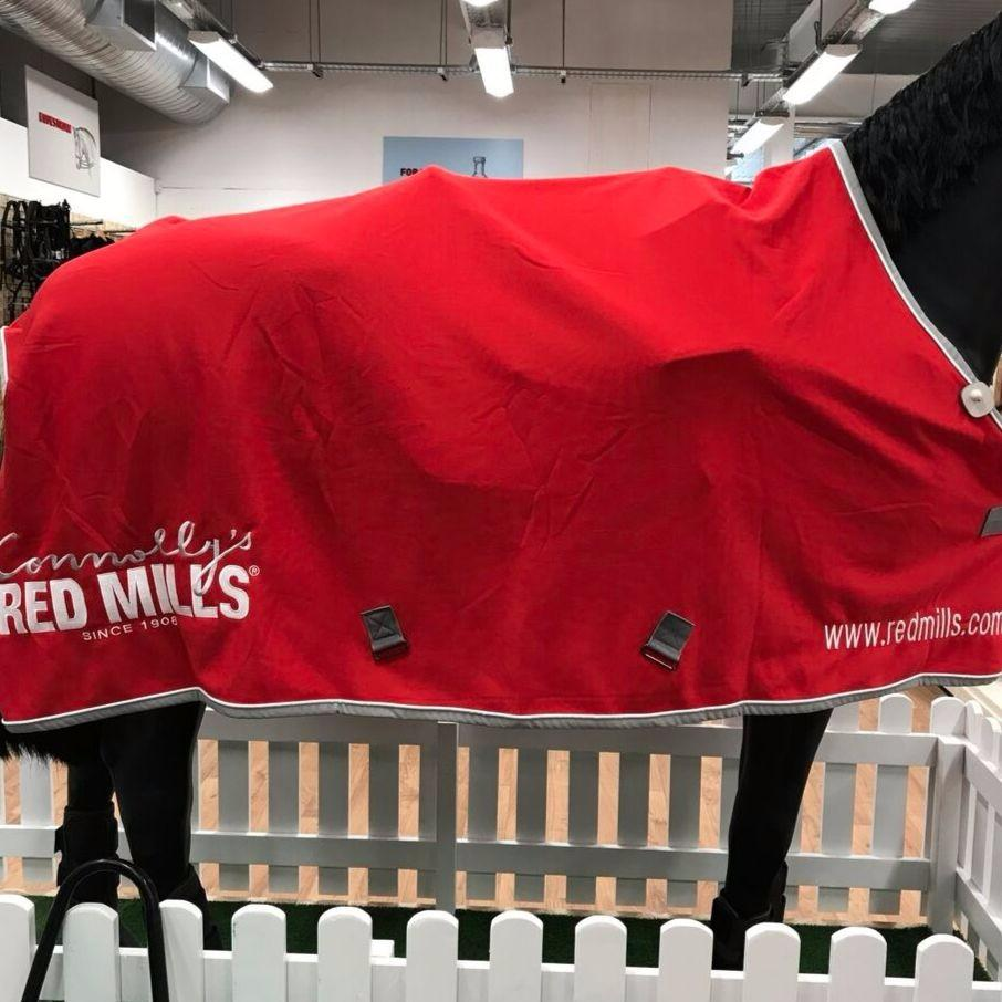 Red Mills Jersey Cooler