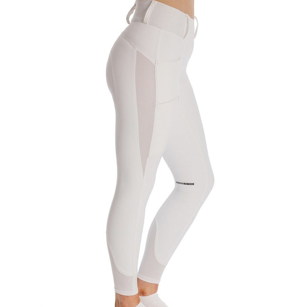 Horseware Hybrid Pull-Up Breeches in Navy - RedMillsStore.ie