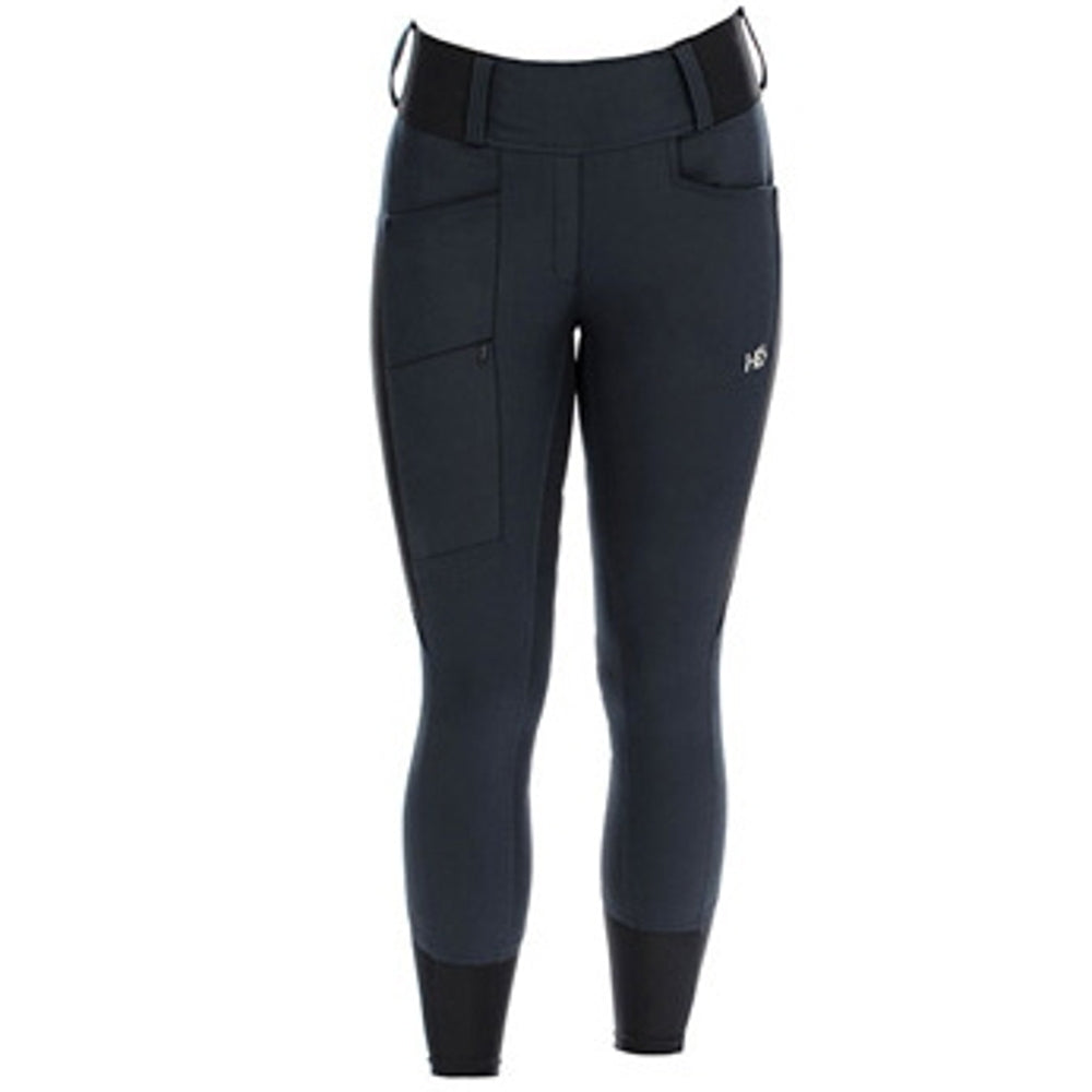 Horseware Hybrid Pull-Up Breeches in White - RedMillsStore.ie