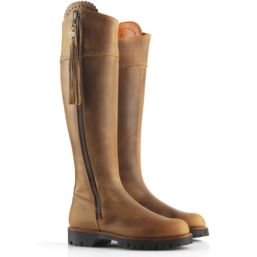 Fairfax & Favor Imperial Explorer water resistant boot oak - RedMillsStore.ie