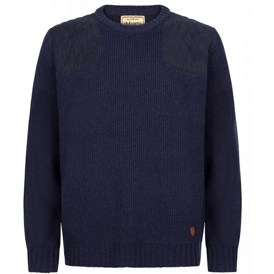 Dubarry Mulligan mens jumper (navy) - RedMillsStore.ie