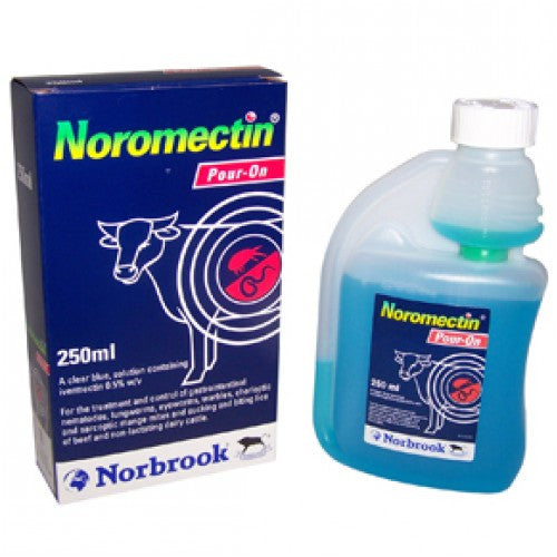 Noromectin Pour On for Cattle - RedMillsStore.ie