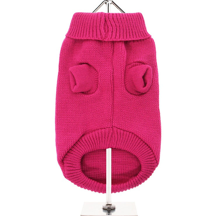 Bruiser's Pink Knitted Sweater by Urban Pup - RedMillsStore.ie