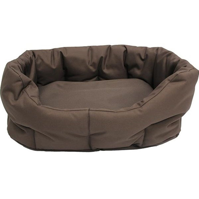 Horseware Rambo® Dog Bed in Brown - RedMillsStore.ie