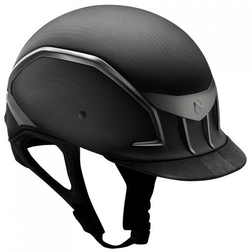 Samshield XJ helmet in matt black - RedMillsStore.ie
