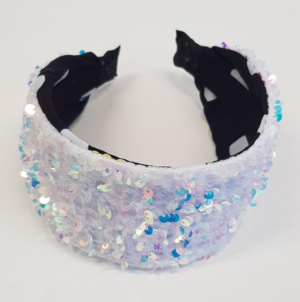 'Luna' sparkly headband moon - RedMillsStore.ie
