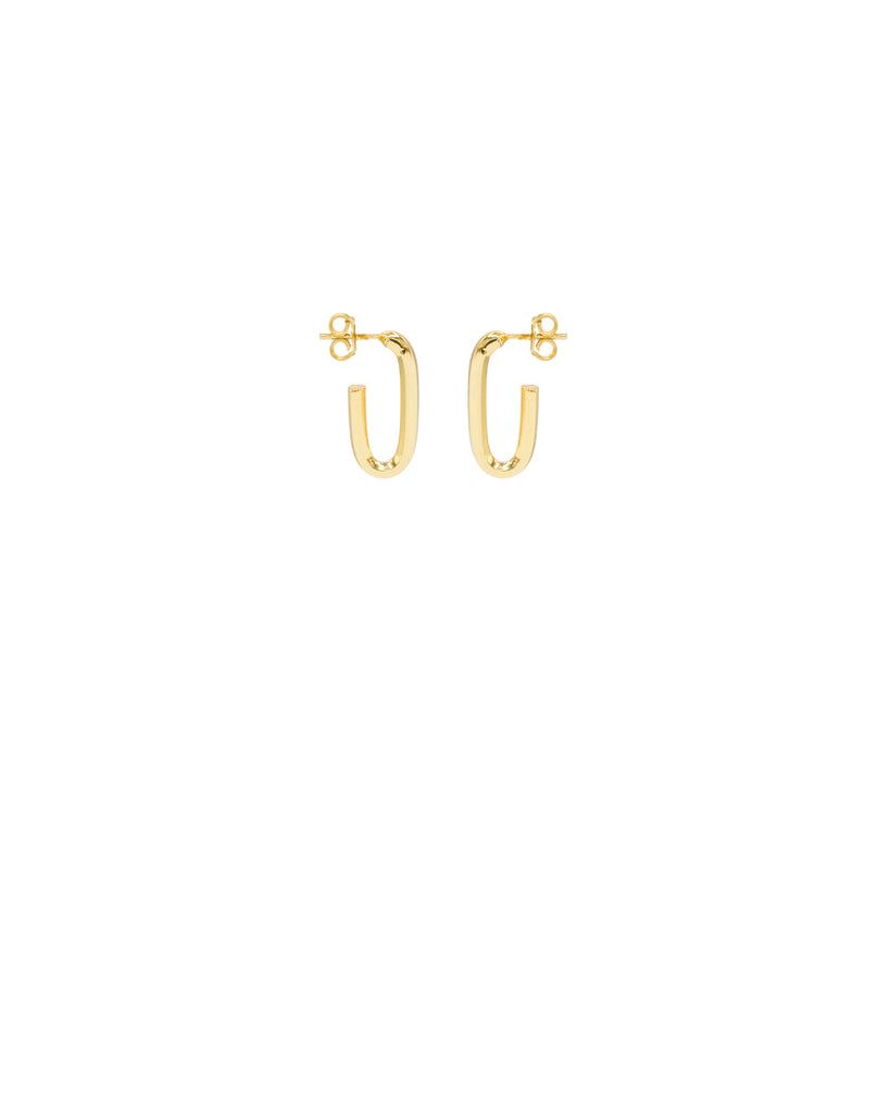 HARLEM EARRINGS GOLD