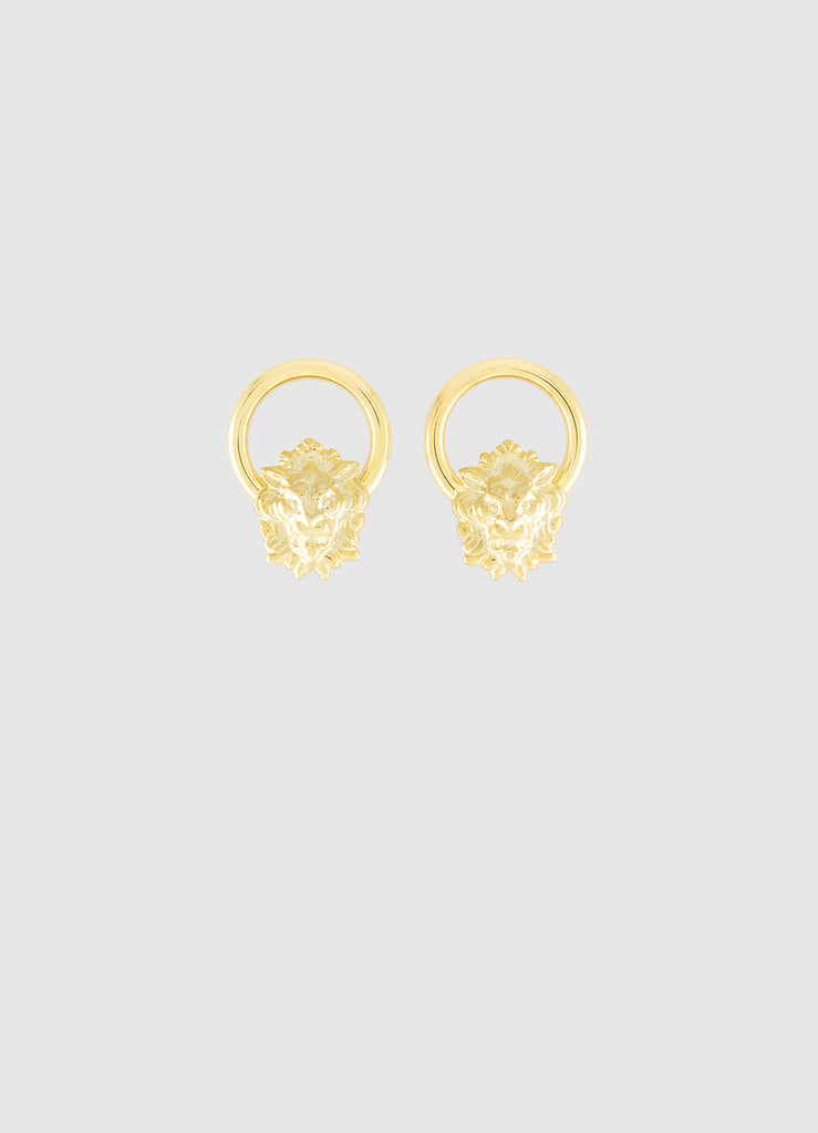 GLADIUS GOLD HOOPS
