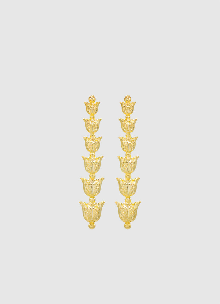 DIGITALIS  EARRINGS