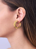 NOVEMBER CLIP EARRINGS